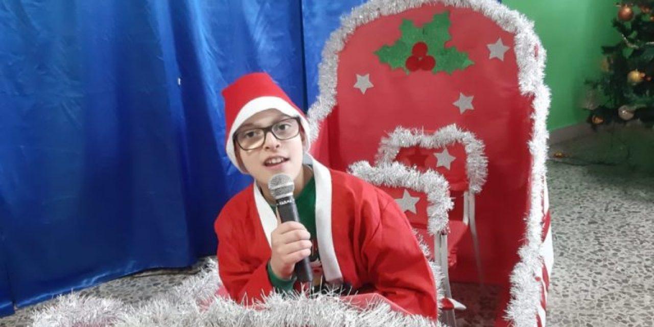 """Istituto Pertini:""""Natale 2040″ Come i bambini di oggi immaginano la Taranto del futuro."""
