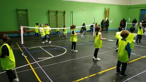 saggio finale Badminton terze