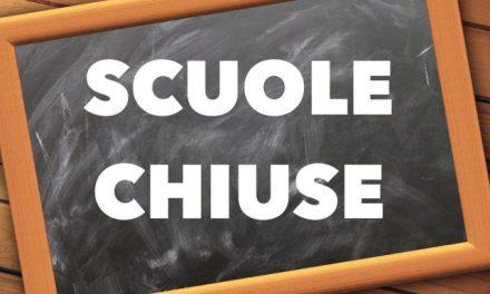 istituto 16° CIRCOLO Europa-Basile: Scuole chiuse dal 27 al 29 febbraio