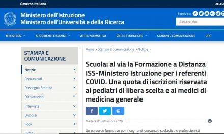 istituto 16° CIRCOLO Europa-Basile: CORSO REFERENTE COVID